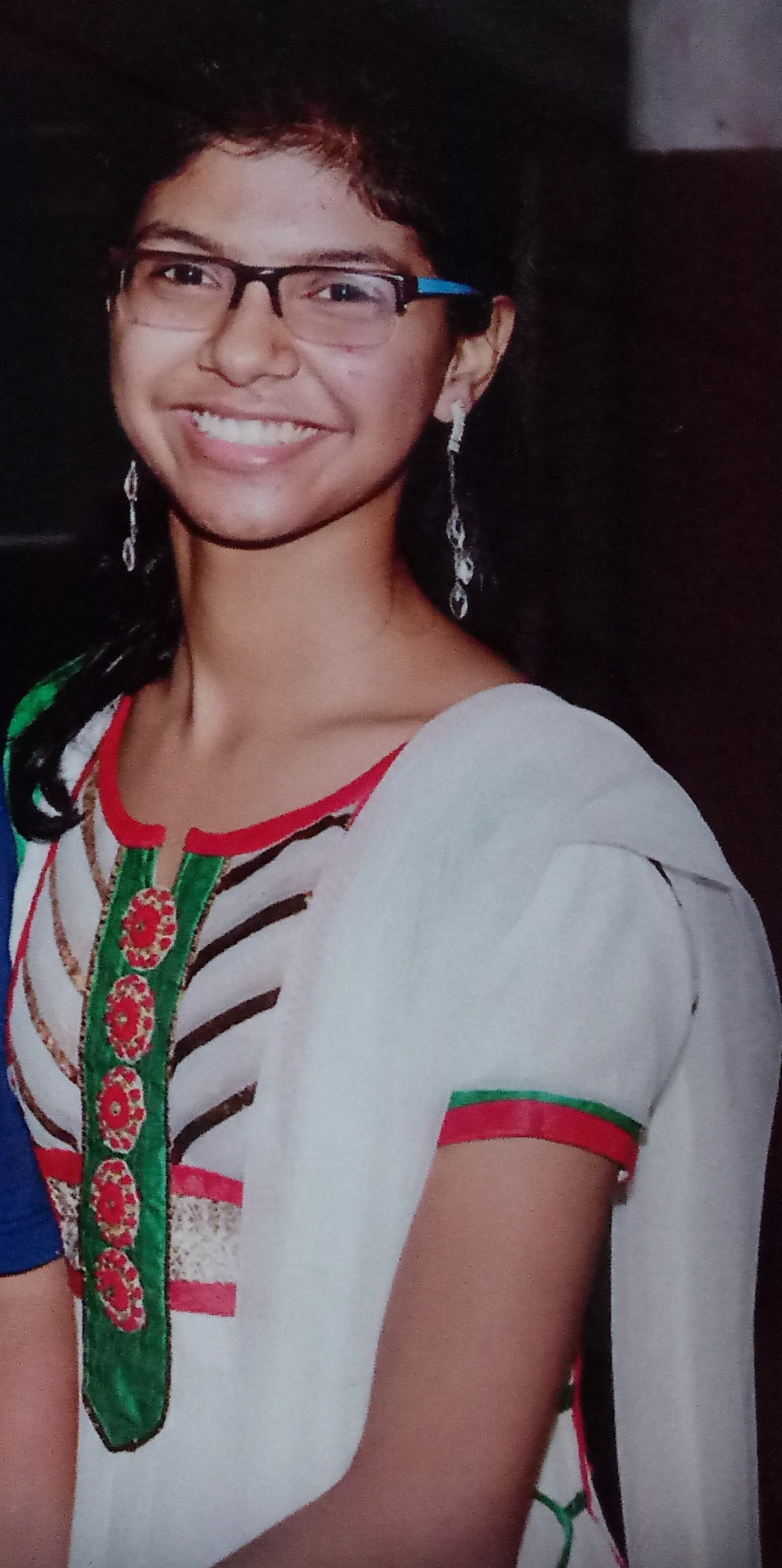 Photo of Alisha Mohanty